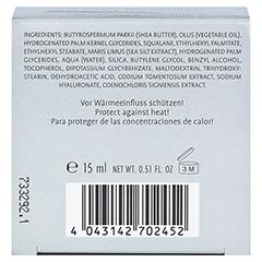 LA MER Ultra Hydro Booster Multi Effect Balm Augen & Lippen ohne Parfüm 15 Milliliter - Unterseite