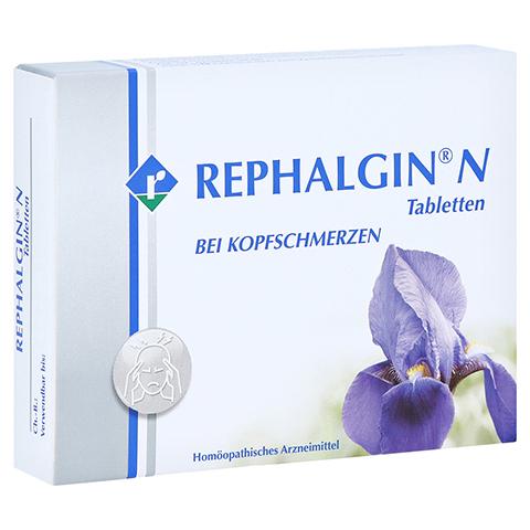 REPHALGIN N Tabletten 50 Stück N1