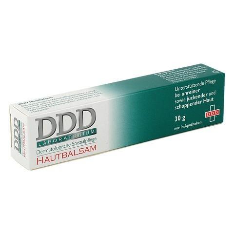 DDD Hautbalsam dermatologische Spezialpflege 30 Gramm