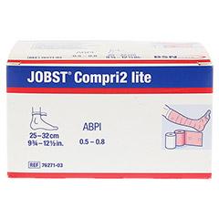 JOBST Compri2 lite 25-32 cm 2-Lagen-Kompr.System 1 Stück - Vorderseite