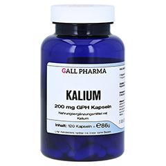 KALIUM 200 mg GPH Kapseln 120 St�ck