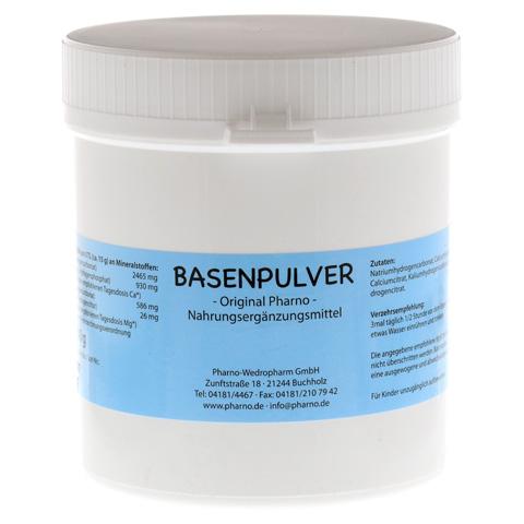 BASENPULVER Original Pharno 1000 Gramm