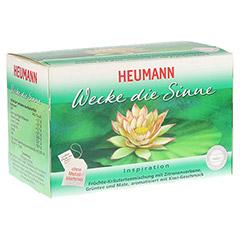 HEUMANN Wecke die Sinne Tee Filterbeutel 20 Stück