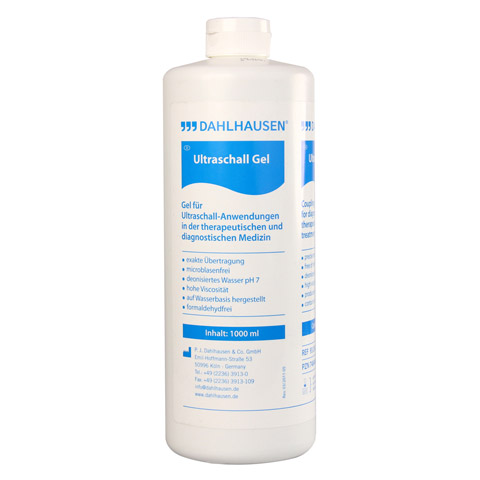 ULTRASCHALLGEL 1 Liter