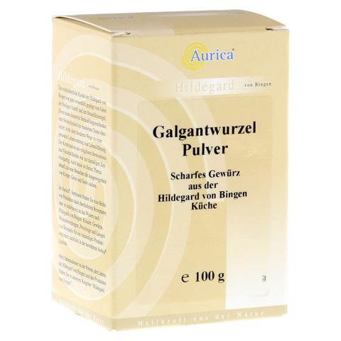 GALGANTWURZEL Pulver 100 Gramm