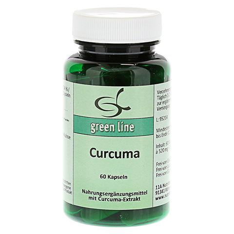 CURCUMA Kapseln 60 St�ck