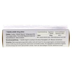 CEFASEL 50 nutri Selen-Tabs 100 St�ck - Unterseite