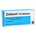 Zinkorot 25 50 St�ck N2