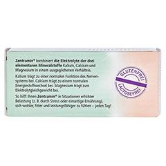 ZENTRAMIN classic Tabletten 100 Stück - Oberseite