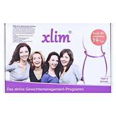 XLIM Aktiv Starterpaket Schoko 1 Packung - Vorderseite
