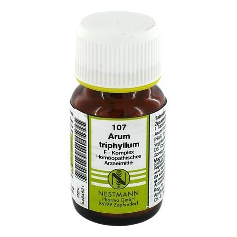ARUM TRIPHYLLUM F Komplex Nr.107 Tabletten 120 Stück N1