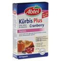 ABTEI K�rbis Plus Cranberry+Zink+B Vit.Kapseln 30 St�ck