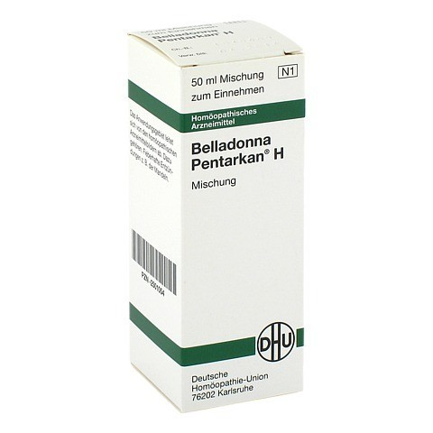 BELLADONNA PENTARKAN H Liquidum 50 Milliliter N1