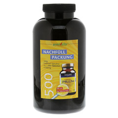 SPIRULINA EARTHRISE Nachfüllpackung Tabletten 1000 Stück