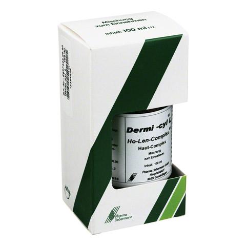 DERMI CYL L Ho-Len-Complex Tropfen 100 Milliliter N2