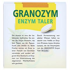 GRANOZYM Enzym Taler Grandel 32 Stück - Rückseite