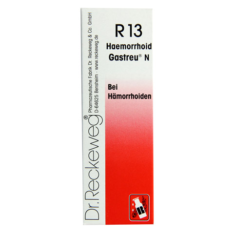 HAEMORRHOID Gastreu N R13 Tropfen zum Einnehmen 22 Milliliter N1