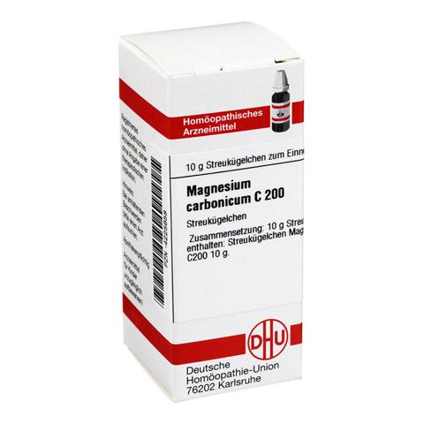 MAGNESIUM CARBONICUM C 200 Globuli 10 Gramm N1