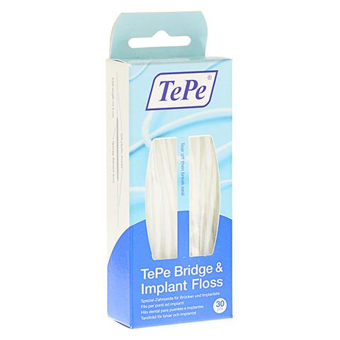 TEPE Bridge & Implant Floss 1 Stück