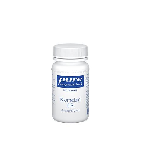 PURE ENCAPSULATIONS Bromelain DR Kapseln 30 St�ck