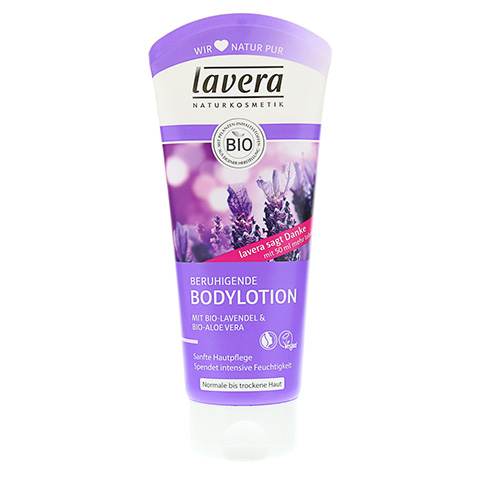 LAVERA Bodylotion Bio-Lavendel+Bio-Aloe Vera 200 Milliliter