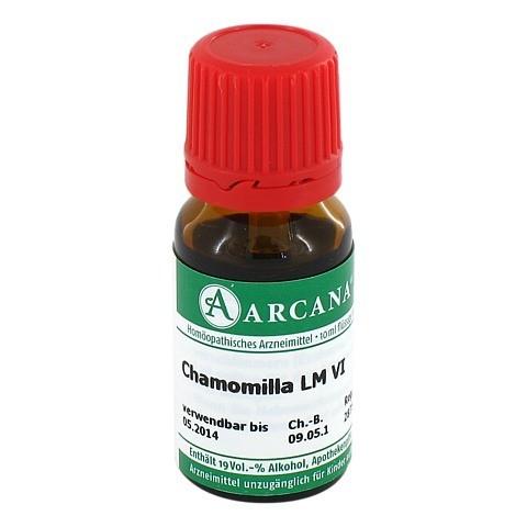CHAMOMILLA Arcana LM 6 Dilution 10 Milliliter N1