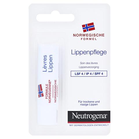 NEUTROGENA norweg.Formel Lippenschutz LSF 4 4.8 Gramm