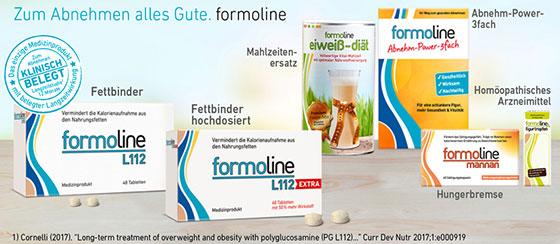 Themenshop Eiweiß-Diät formoline Bild 2