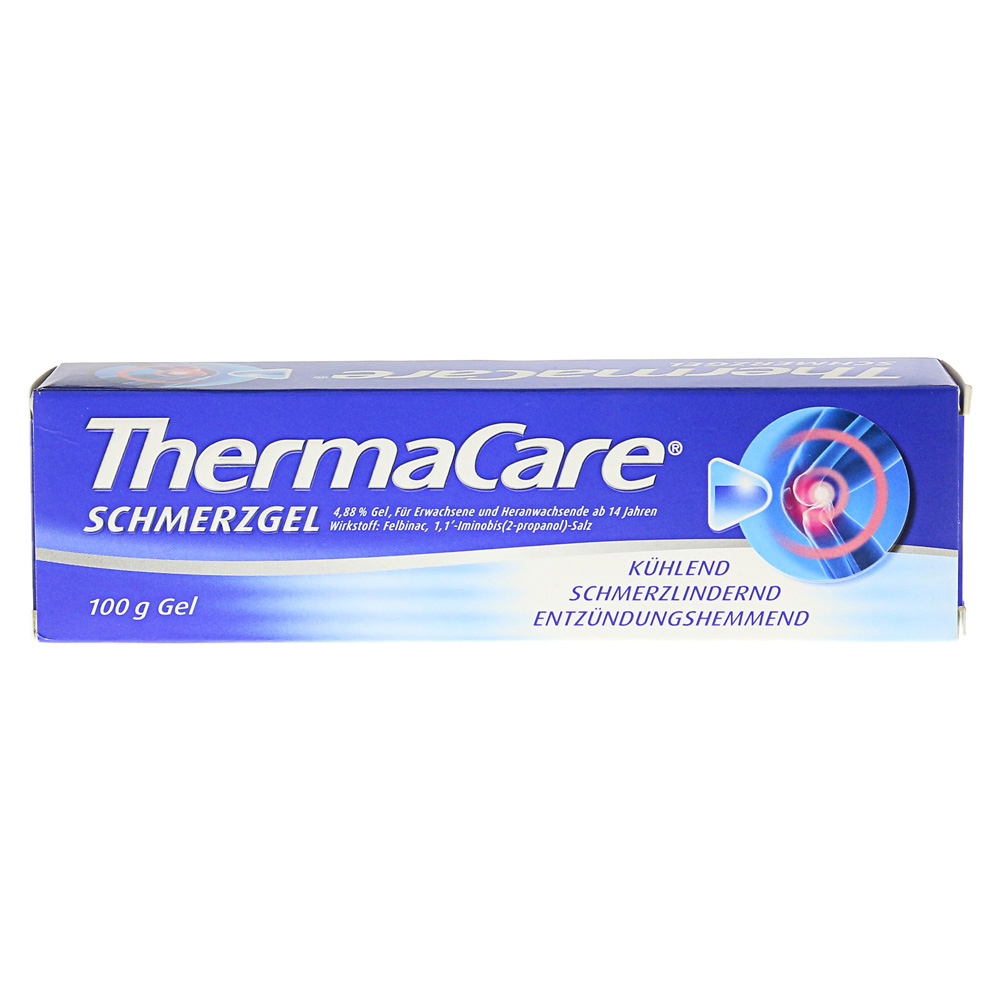 thermacare knie