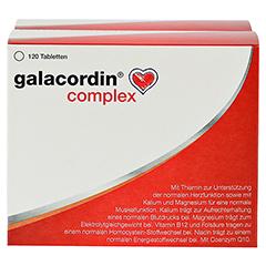 GALACORDIN complex Tabletten 240 St�ck - Vorderseite