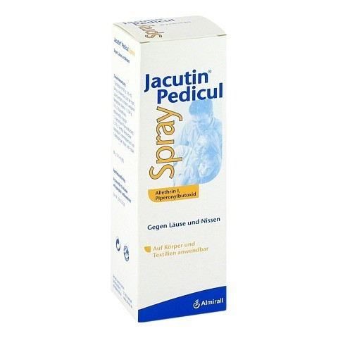Jacutin Pedicul 90 Gramm N3