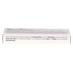 CEFASEL 100 nutri Selen-Tabs 20 St�ck - Unterseite