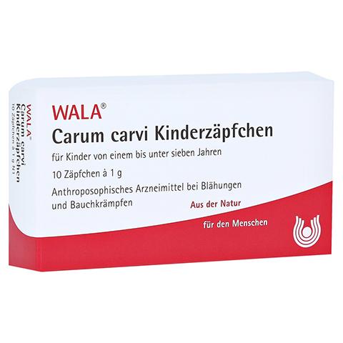 CARUM carvi Kinderz�pfchen 10x1 Gramm N1