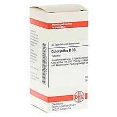 COLOCYNTHIS D 30 Tabletten 80 St�ck