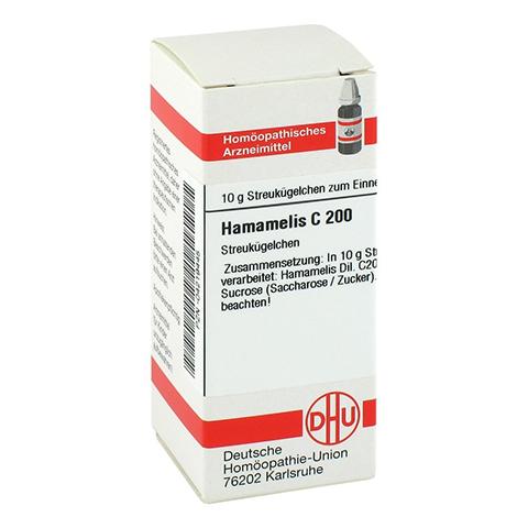 HAMAMELIS C 200 Globuli 10 Gramm N1
