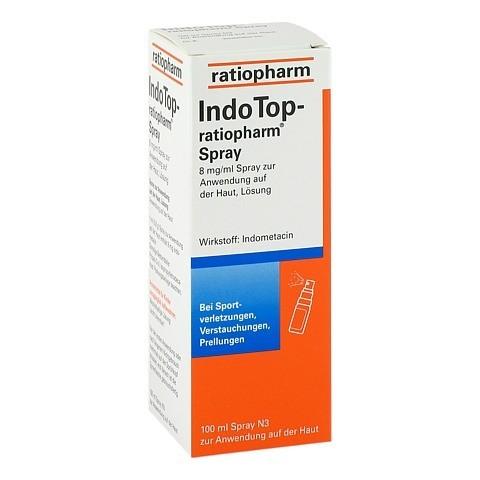 Indo Top-ratiopharm 100 Milliliter N3