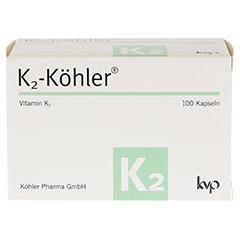 K2-KÖHLER Kapseln 100 Stück - Vorderseite