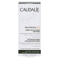 CAUDALIE PC15 Anti-Falten Augen- und Lippencreme 15 Milliliter - Vorderseite