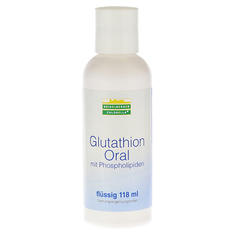 GLUTATHION Oral flüssig 118 Milliliter