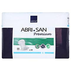 ABRI-SAN Plus Air Plus Nr.6 30x63 cm 34 St�ck - Vorderseite