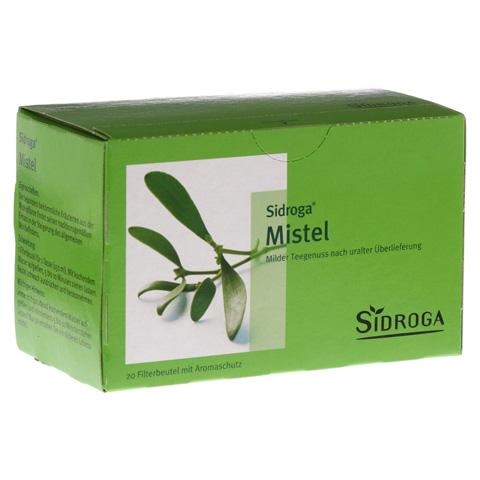 SIDROGA Mistel Tee Filterbeutel 20 Stück