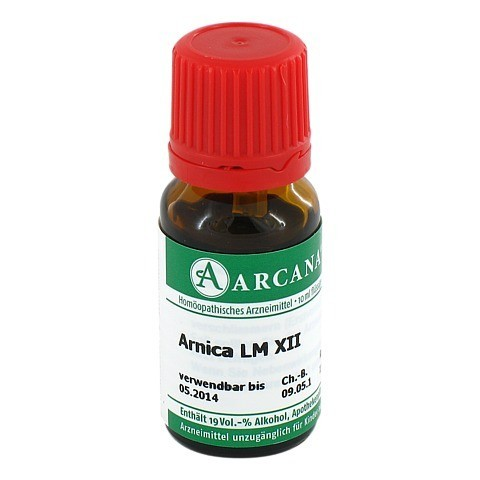 ARNICA Arcana LM 12 Dilution 10 Milliliter N1