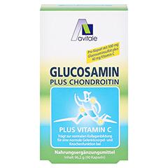 GLUCOSAMIN 500 mg+Chondroitin 400 mg Kapseln 90 St�ck - Vorderseite