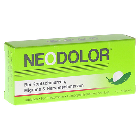 NEODOLOR Tabletten 40 St�ck
