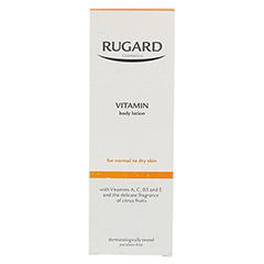 RUGARD Vitamin Bodylotion 200 Milliliter - Vorderseite