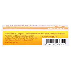VITAMIN D3 Hevert 4.000 I.E. Tabletten 30 Stück - Unterseite