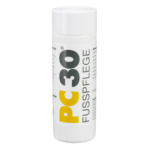 PC 30 Fu�pflege Lotion 100 Milliliter