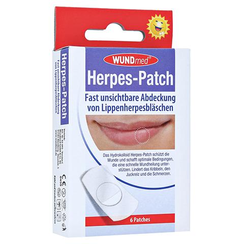 HERPES PATCH hydrokolloid 6 St�ck