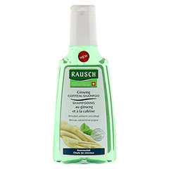 RAUSCH Ginseng Coffein Shampoo 200 Milliliter
