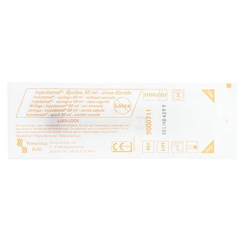 INJECTOMAT Spritze 50 ml o.Kanüle 1 Stück